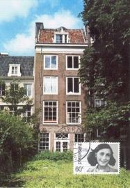 1980 NETHERLANDS Anne Frank Achterhuis