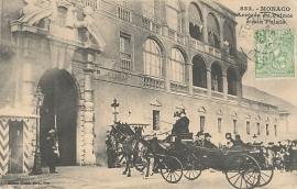 © 1912 - MONACO Prince Albert I
