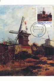 PG026 Van Gogh Mill of Blute End