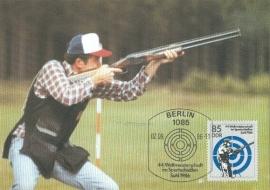 1986 GERMANY - Shooting