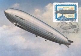1991 HUNGARY - Zeppelin