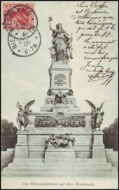 © 1906 - GERMAN REICH - National Statue Germania