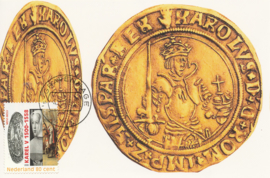 ® 2000 CATA 1877a Muntstuk Karel V