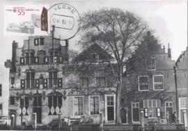 1990 NETHERLANDS Scottish houses Veere