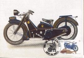 1999 BELGIUM - Motor cycle La Mondiale