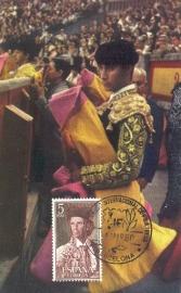1960 SPAIN - Bullfighting