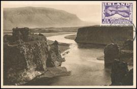 © 1937 - ICELAND Mountains