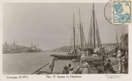 ®® 1927 - NVPH 61 CURAÇAO - Schip