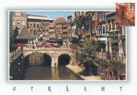 MOOI NEDERLAND 2007 - Utrecht Bridge