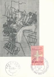 ®®® 1970 - CATA 542 - SURINAME Binnenlandse luchtpost