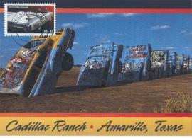2010 USA - Texas Cadillac ranch