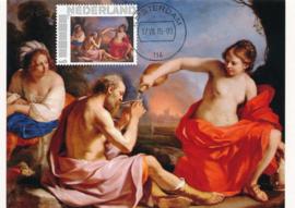 þþ - 2015 Guercino Lot en zijn dochters