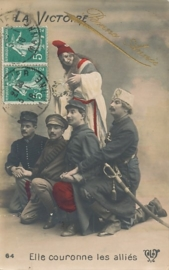 © 1916 - FRANCE Marianne