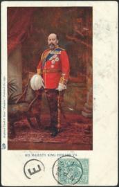 © 1902 - GREAT BRITAIN ********* King Edward VII