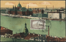 © 1923 - HUNGARY Budapest Parliament