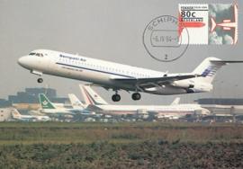 ® 1994 - CATA 1606 Fokker Luchtvaart