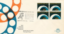 æ E 052 - 1962 Automatisering Telefoonnet