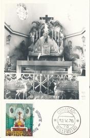 ®® 1970 NVPH 423 NED. ANTILLEN Annakerk