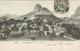 © 1904 - BRAZIL Sugar loaf mountain