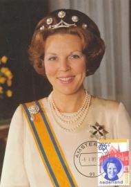 ® 1981 - CATA 1215 Koningin Beatrix