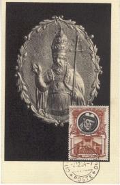 1954 VATICAN - St. Sylvestre