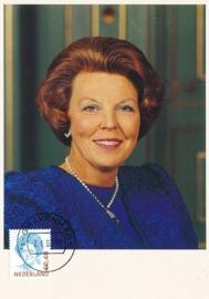 ® 2002 - CATA 2038 Koningin Beatrix