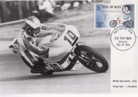 1975 ISLE OF MAN - Peter Williams Norton