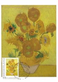 þþþ - van Gogh Zonnebloemen