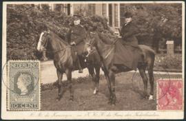 ® 1916 - CATA 93 Koningin Wilhelmina