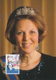 ®® 1990 NVPH 956 NEDERL. ANTILLEN Koningin Beatrix
