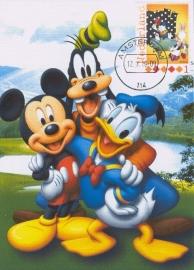 DD017 - Comics Donald Duck Stripverhaal