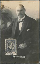 © 1932 - FINLAND President Svinhufvud