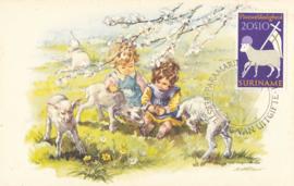 ®®® 1971 - CATA 558 - SURINAME - Paaslam