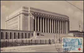 © 1932 - FINLAND Parliament House