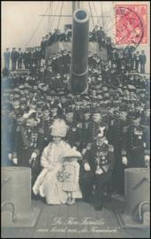 © 1912 NETHERLANDS Queen Wilhelmina