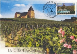 2003 FRANCE - Champagne Vineyard