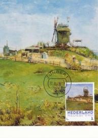 PG025 Van Gogh Mill of La Galette