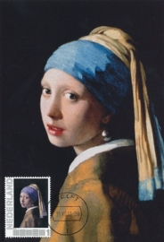 PV004 J. VERMEER Girl with pearl earring