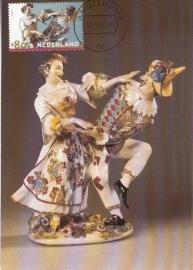 2000 NETHERLANDS Meissen porcelain