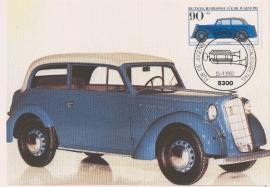 1982 GERMANY - Opel Olympia 1937