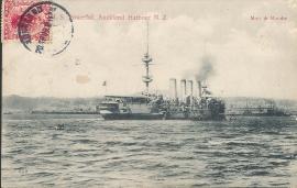 © 1909 - NEW ZEALAND - Steamer Auckland