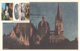 ® 2000 CATA 1877a Dom in Aken