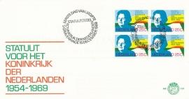 æ E 101 - 1969 Statuut voor het Koninkrijk