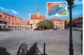 ®® 1981 NVPH 678 NED. ANTILLEN Evangelische missie