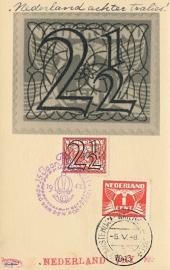® 1940 - CATA 356 Traliezegels