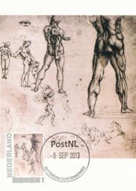 þþ - 2013 Da Vinci Anatomical studies