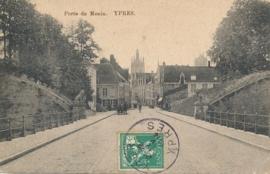 © 1914 - BELGIUM Heraldic lion