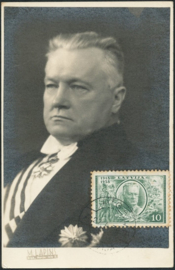 © 1939 - LATVIA Minister J. Balodis