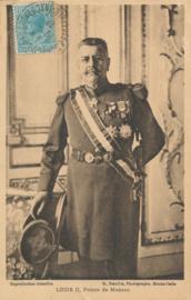 © 1928 - MONACO Prince Louis II