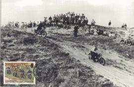 1980 JERSEY - Motor cycle Scramling